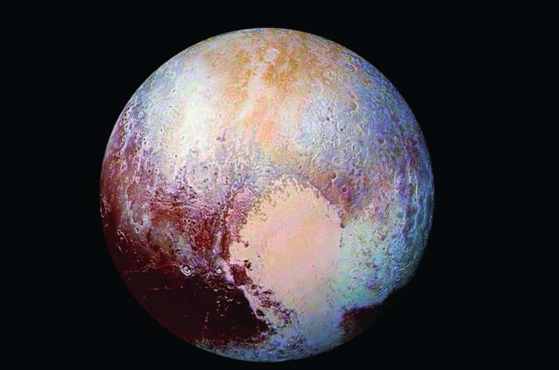 SwRI to plan Pluto orbiter mission