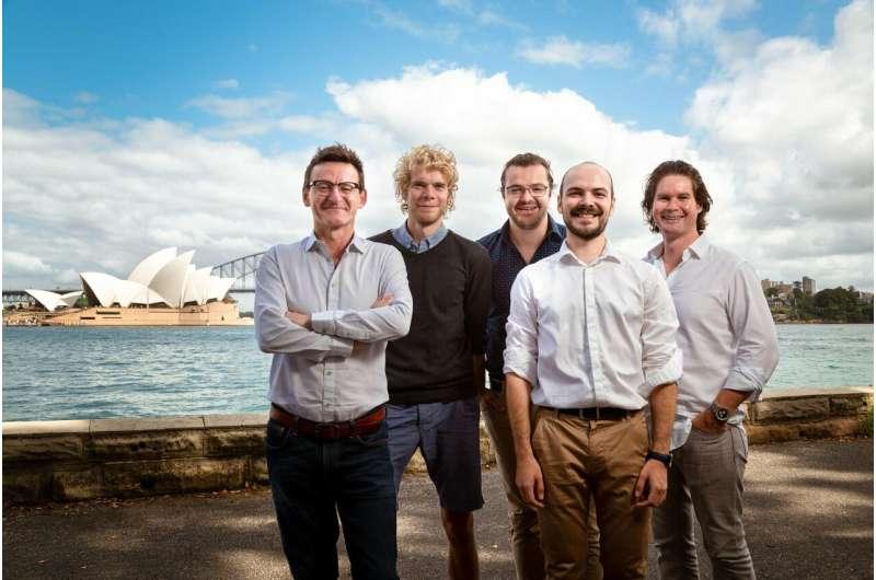 Sydney united to build a quantum harbor city