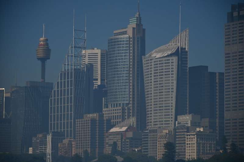 Sydney woke up to a thick blanket of smoke as New South Wales warns residents of severe fire danger.