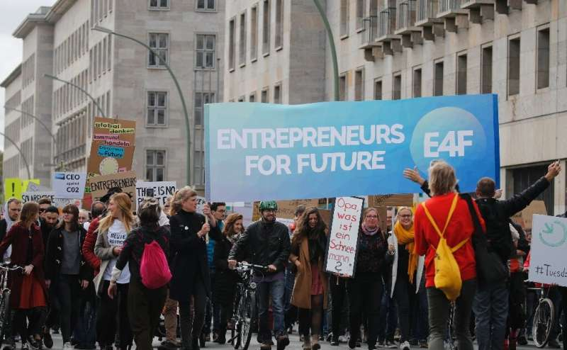 Taking action on the climate may be good for business