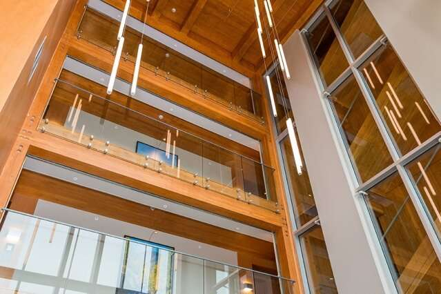 Taking the carbon out of construction with engineered wood