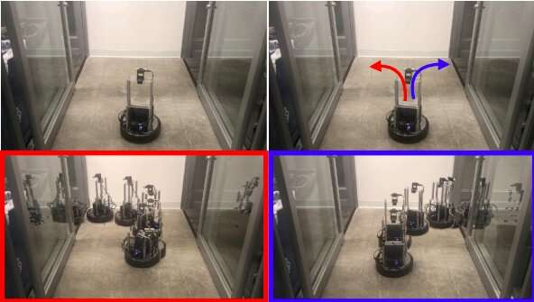 Teaching AI agents navigation subroutines by feeding them videos