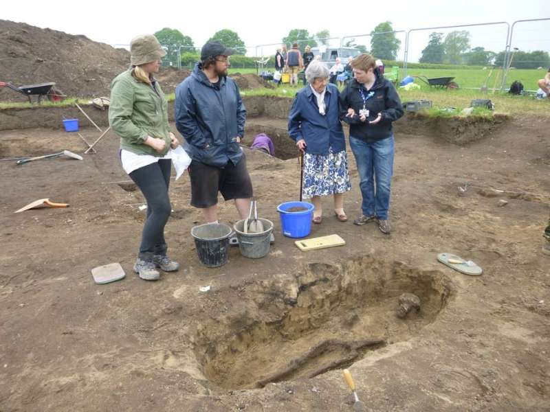 Teaching archaeology in care homes, I learned how older people are often the best students