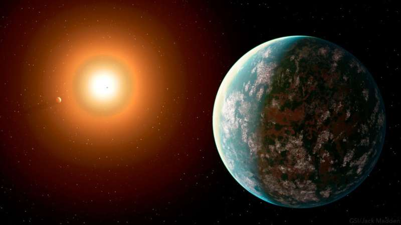 TESS satellite uncovers 'first nearby super-Earth'
