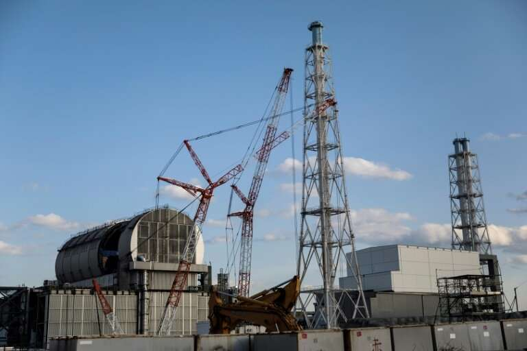 The 2011 meltdown at the Fukushima plant was the worst nuclear accident since Chernobyl