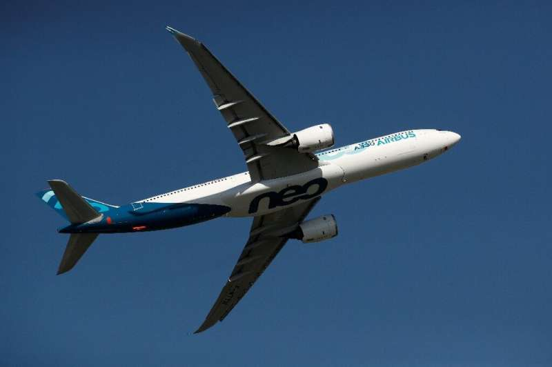 The Airbus A330neo came into service on October 4 as part of a fleet renewal at Air Caledonie International