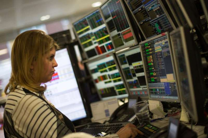 The Bank of England says while applying machine learning to trading can improve outcome, 'existing risks may be amplified if gov
