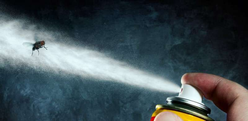 The battle against bugs: it's time to end chemical warfare