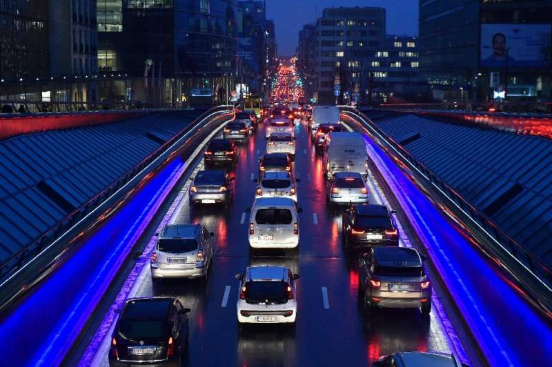 The Belgian capital is notorious for its traffic jams