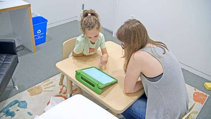 The 'blowfish effect': Children learn new words like adults do, say researchers