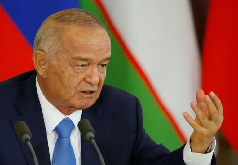 The case shed light on massive corruption in Uzbekistan under the late president Islam Karimov
