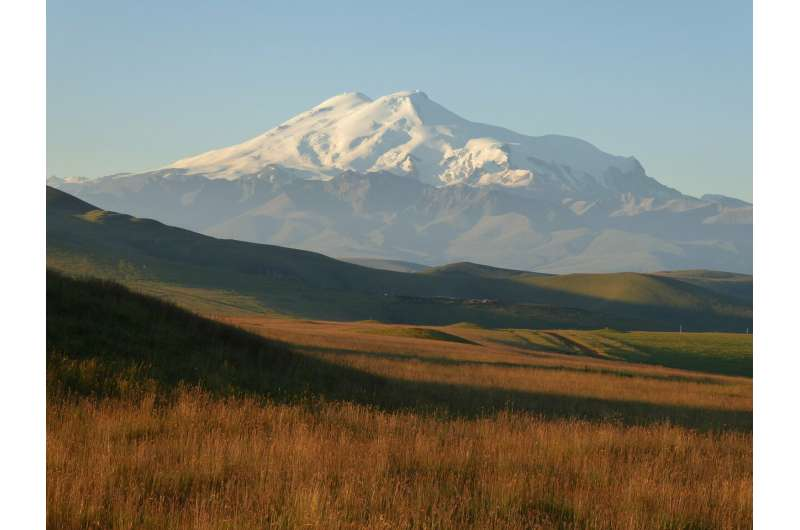 The Caucasus: Complex interplay of genes and cultures