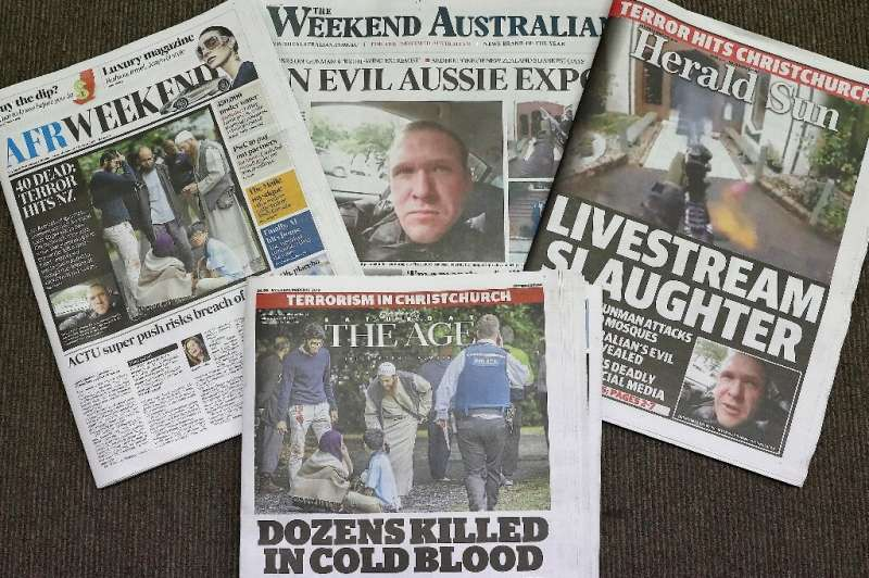 The deadly mosque attack in New Zealand livestreamed around the world raised concerns about the responsibility of online platfor