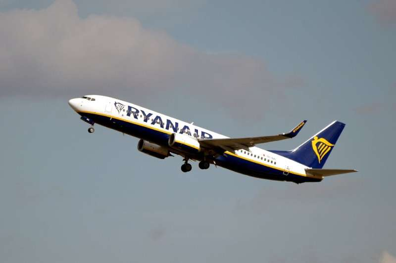 The Dublin-based Ryanair is known for promoting knock-down ticket prices