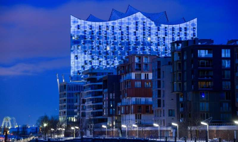 The Elbphilharmonie is where climate change becomes audible