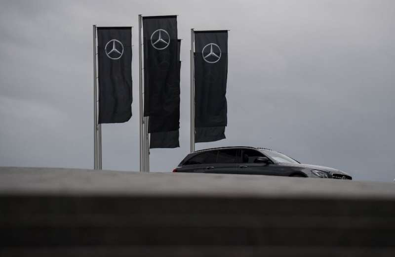 The end of the Mercedes combustion engine is two decades away