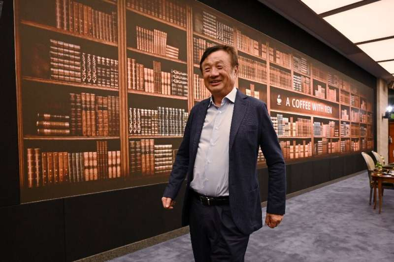 The founder and CEO of Huawei Ren Zhengfei is a former People's Liberation Army engineer