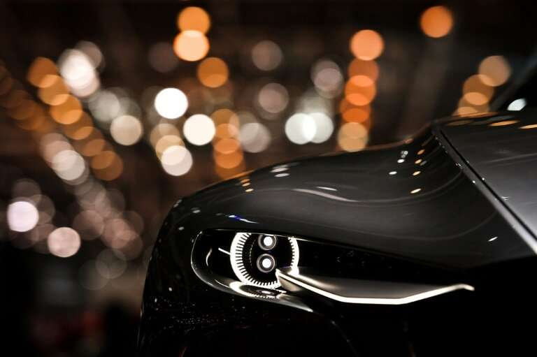 The Geneva Motor Show is a draw for luxury automobile enthusiasts with more than 660,000 visitors expected to attend