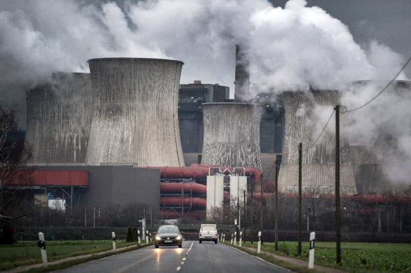 The levels of greenhouse gases in Earth's atmosphere from burning fossil fuels are growing every year