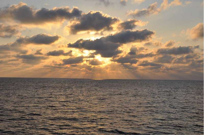 The long memory of the Pacific Ocean