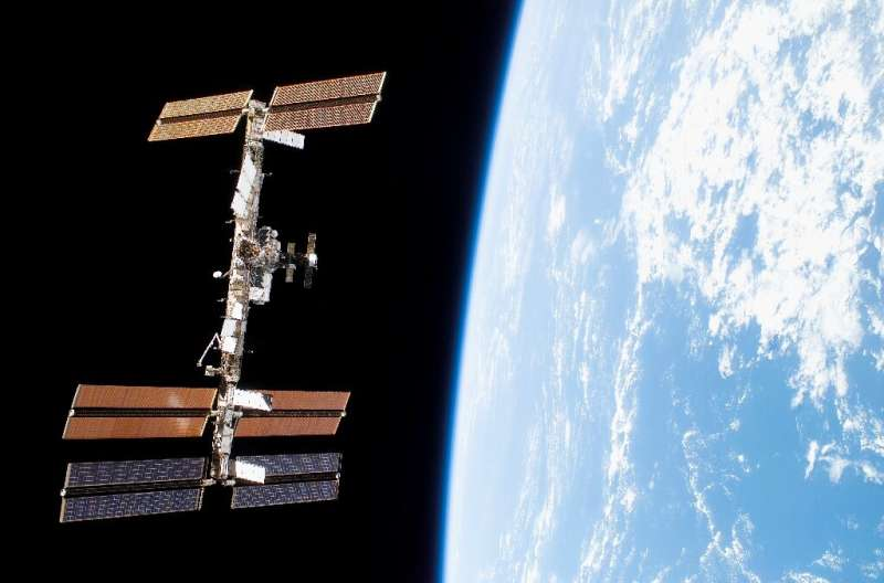 The male mice spent over a month on the International Space Station