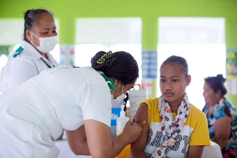 The measles outbreak in Samoa has claimed 62 lives since mid-October