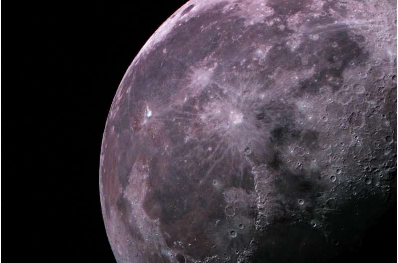 The moon's water: where did it come from – and where did it all go?