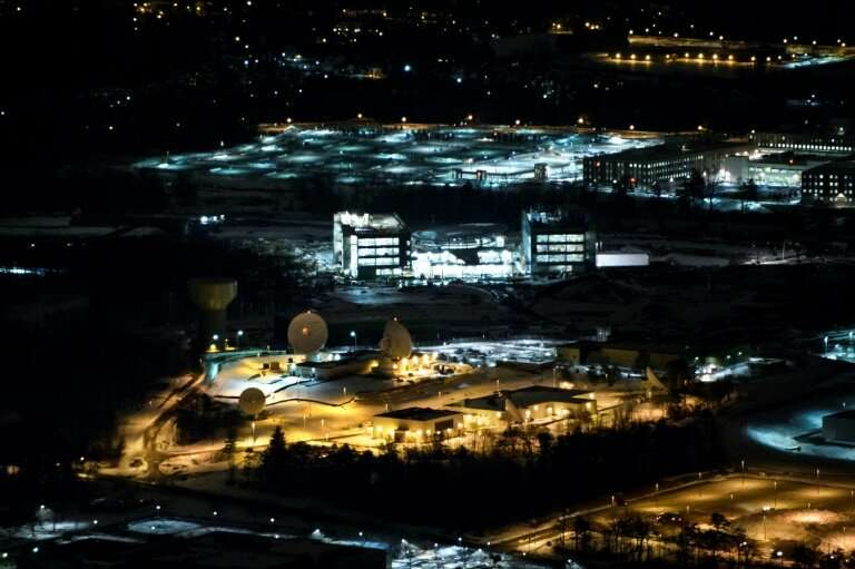 The National Security Agency, the US government's premier signals intelligence agency, has its headquarters in Fort Meade, Maryl