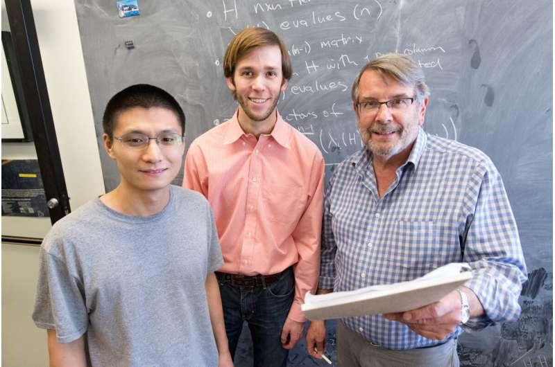 "Theorists discover the ""Rosetta Stone"" for neutrino physics"