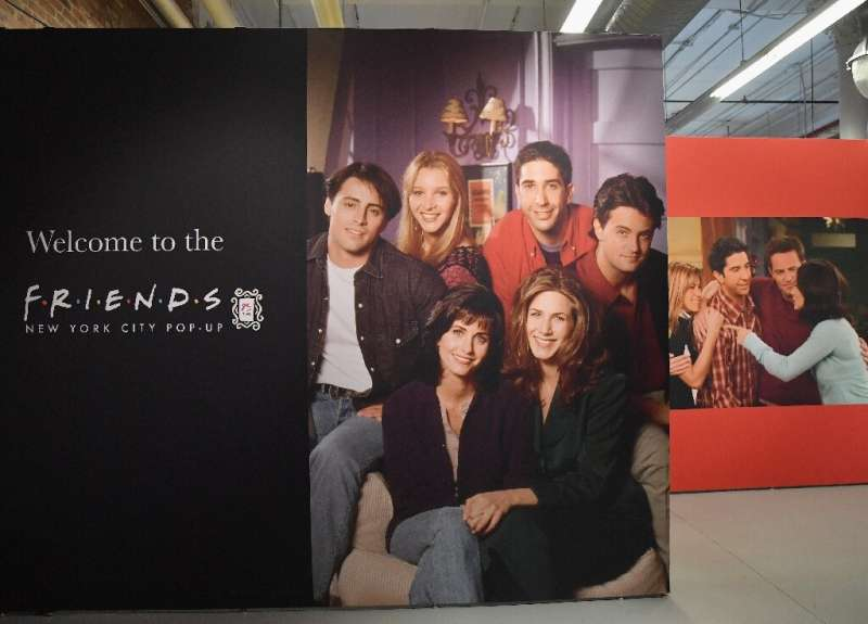 """The popular comedy show """"Friends"""" will be moving off Netflix with WarnerMedia reclaiming the rights for its own """""""