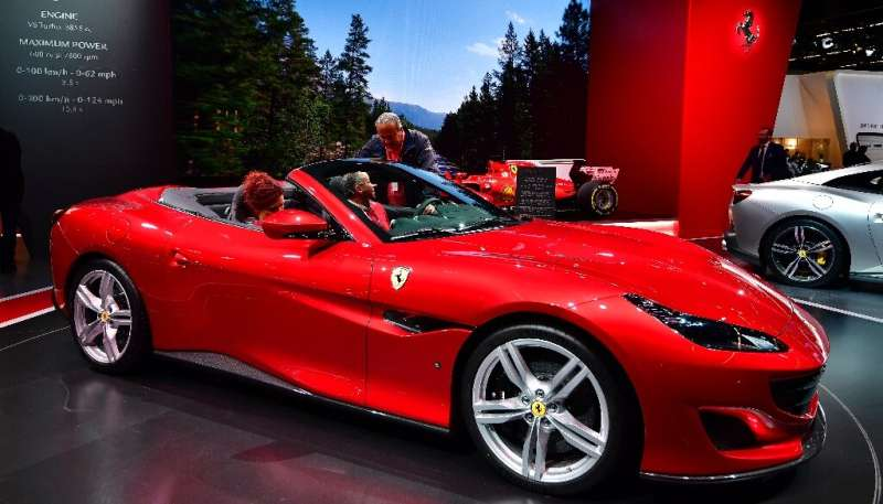 The Portofino has been a success for Ferrari, but the entry-level car for the luxury sportscar maker will still set you back at