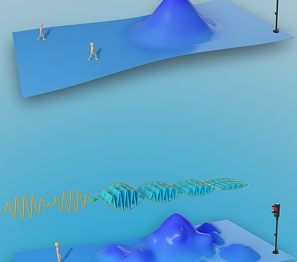 The quantum technology advancement could help lead to improvements in computing, data processing