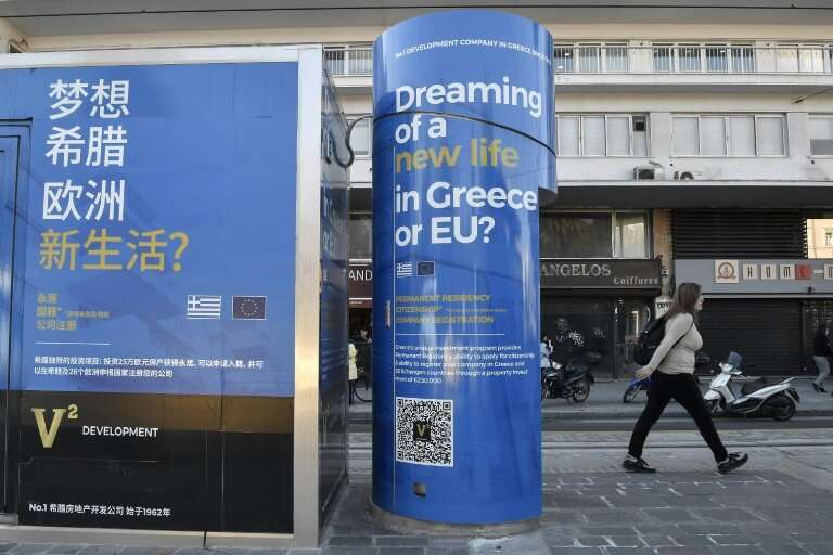 """The """"golden visa"""" campaign has attracted mainly Chinese, Russian and Israeli real estate buyers"""