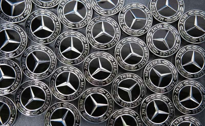 """The so-called """"Dieselgate"""" scandal is taking the shine off Daimler's results"""