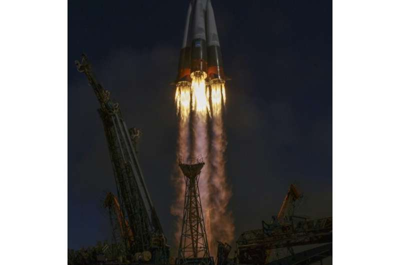 The telescope incident came after a Russian Soyuz rocket failed last October shortly after takeover