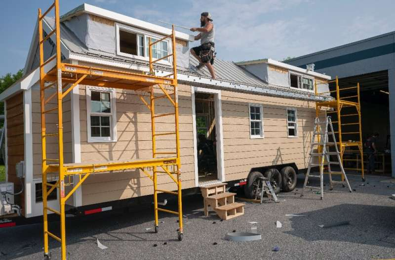 The tiny homes revolution, which includes those on foundations and those on wheels, began a few decades ago, but the financial c
