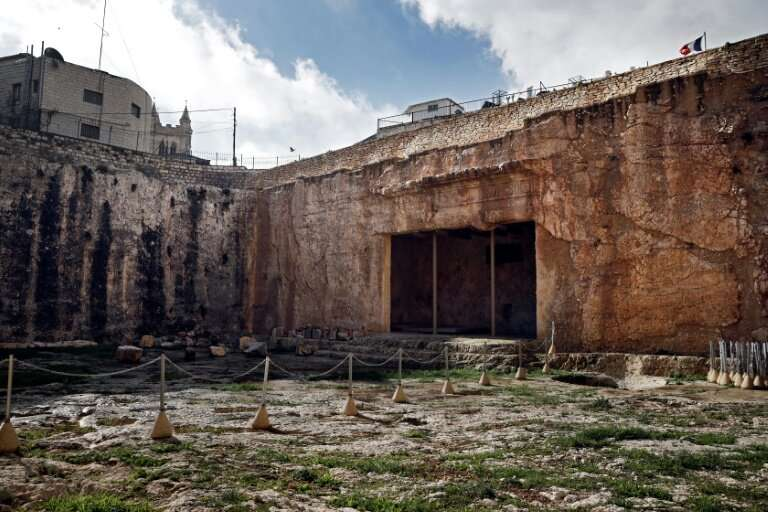 The tomb has been closed since 2010 due to renovations costing around $1.1 million