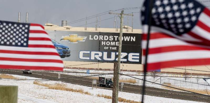The UAW agreement clears the way for GM to permanently shut its Lordstown, Ohio factory