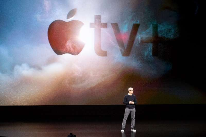 The upcoming Apple TV+ streaming service is part of the tech giant's efforts to deliver more digital content and rely less on sm