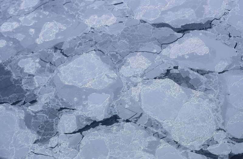 The vast ice sheets of Greenland and Antarctica contain enough frozen water to lift the world's oceans dozens of metres