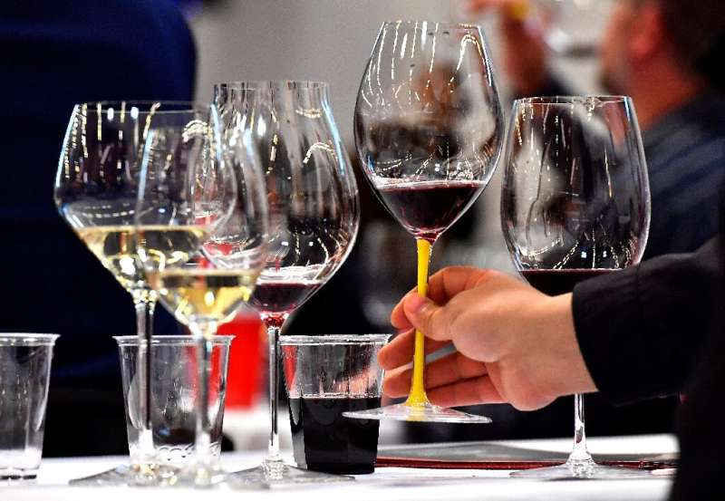 The world of wine has a rich, often poetic vocabulary, much of it borrowed from the perfume industry