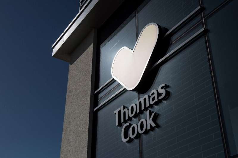 Thomas Cook's demise in September sparked 22,000 job losses worldwide and triggered Britain's biggest repatriation since World W