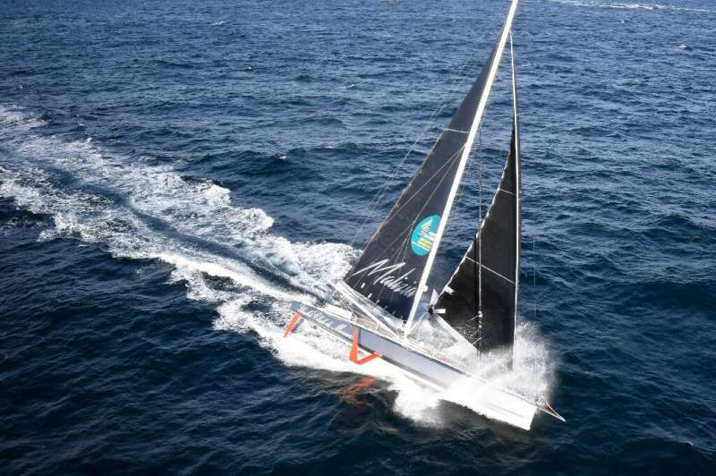 Thunberg does not fly and is to sail to New York for a UN Climate summit aboard the zero-emissions racing yacht Maliza II