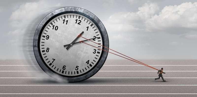 Tick, tock... how stress speeds up your chromosomes' ageing clock
