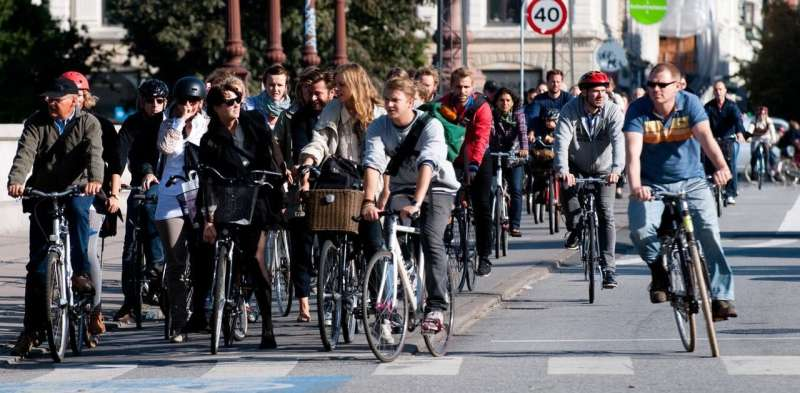 To bolster our fragile road and rail system we need to add a 'micro-mobility' network