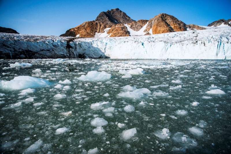 Today NASA has more than a dozen satellites monitoring earth and missions like Oceans Melting Greenland , provide data to give b