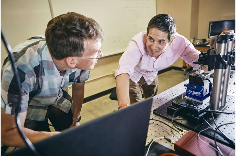 To improve drones, Montana State researchers study flying insects