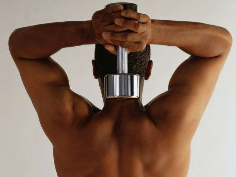 Tone up your triceps with these top strength exercises