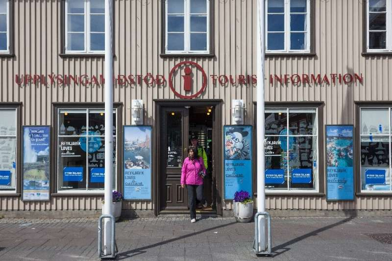 Tourism has helped drive growth in Iceland's economy in recent years, but is now declining, with the collapse of Icelandic low-c