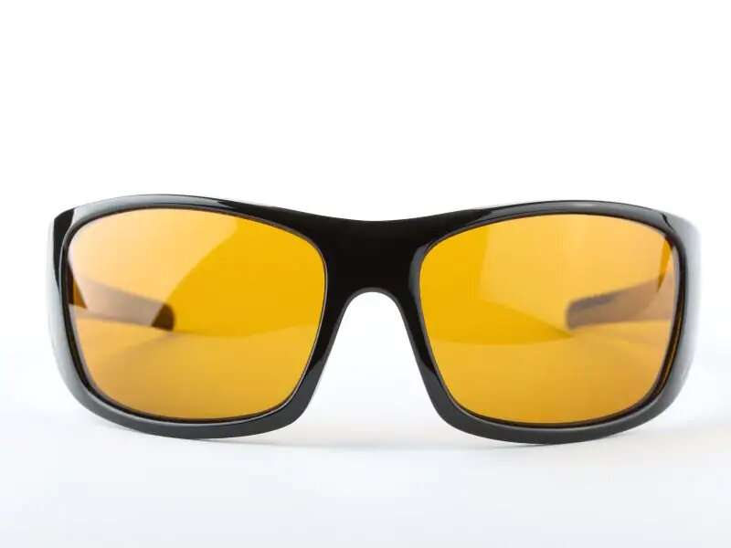Trouble driving at night? yellow lenses won't help